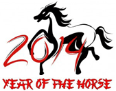 Happy New Year - Year of the Horse