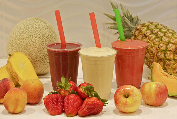healthy fruit and vegetable drinks king fruit